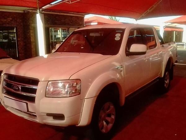 2008 Ford Ranger 2.5td 4x4  Pu Dc  Gauteng Vereeniging_0