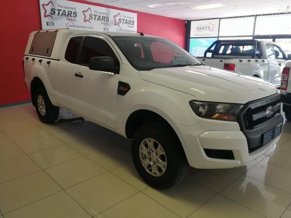 2017 Ford Ranger 2.2TDCi XL Auto Bakkiie SUPCAB Western Cape Paarl_0