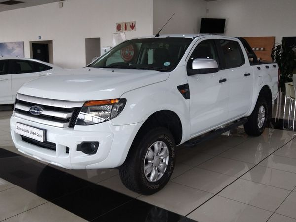2014 Ford Ranger 2.2tdci Xls Pu Dc  Gauteng Boksburg_0
