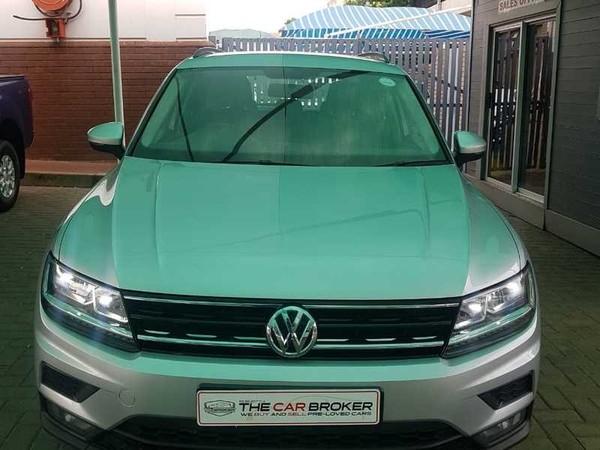 2018 Volkswagen Tiguan 1.4 TSI Trendline 92KW Mpumalanga Lydenburg_0