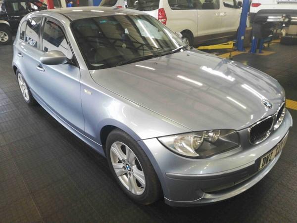 2009 BMW 1 Series 118i e87  Gauteng Waterkloof_0