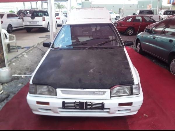 1996 Ford Bantam 1300 Pu Sc  Gauteng Vereeniging_0