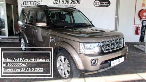 2016 Land Rover Discovery 4 3.0 Tdv6 Se  Western Cape Claremont_0
