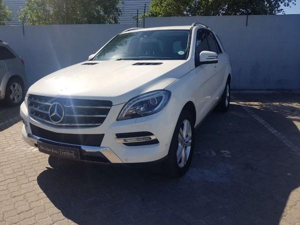 2013 Mercedes-Benz M-Class Ml 350 Bluetec  Western Cape Somerset West_0