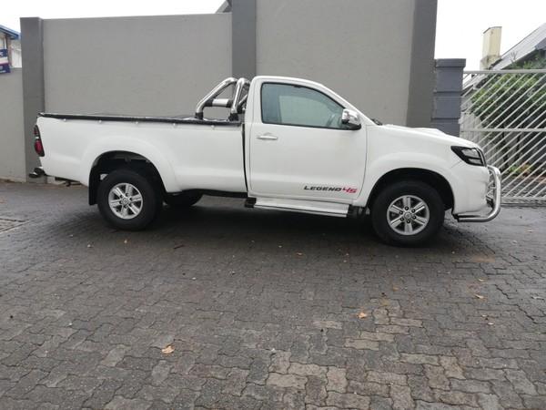 2011 Toyota Hilux 2.5 d-4d Legend 45 Gauteng Rosettenville_0