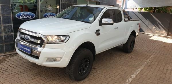 2016 Ford Ranger 3.2TDCi XLT 4X4 AT PU SUPCAB Limpopo Mokopane_0