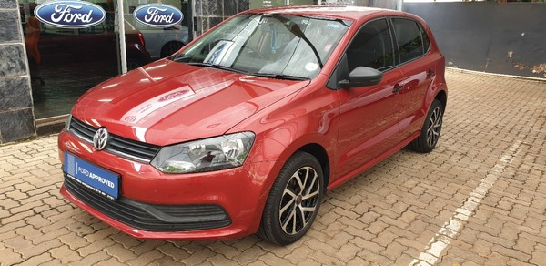2016 Volkswagen Polo 1.2 TSI Trendline 66KW Limpopo Mokopane_0