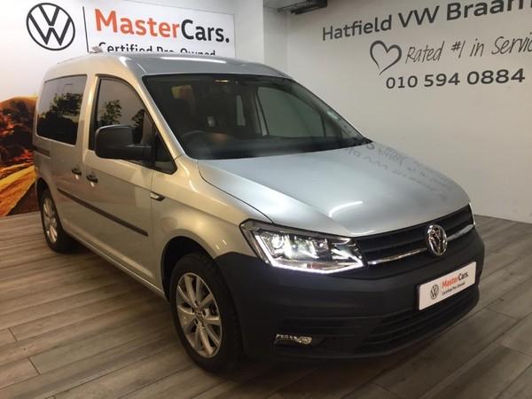 2019 Volkswagen Caddy Crewbus 1.6i Gauteng Johannesburg_0