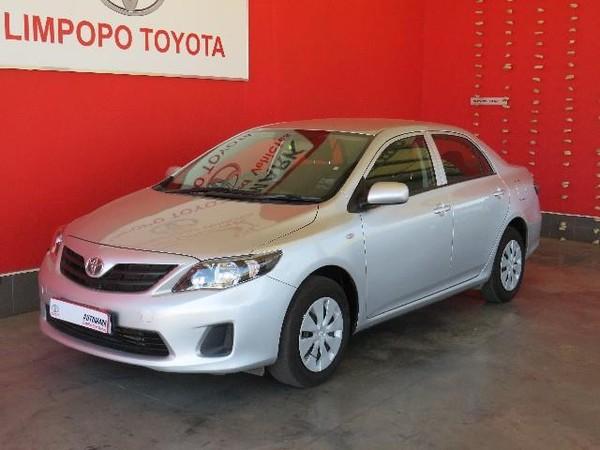 2018 Toyota Corolla Quest 1.6 Limpopo Polokwane_0