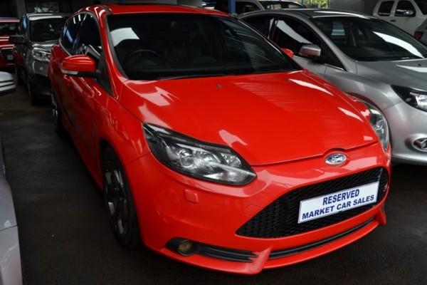 2013 Ford Focus 2.0 Gtdi St3 5dr  Gauteng Johannesburg_0