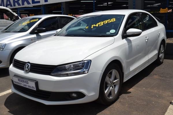 2014 Volkswagen Jetta Vi 1.2 Tsi Trendline  Gauteng Johannesburg_0