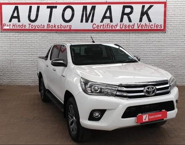 2018 Toyota Hilux 2.8 GD-6 Raider 4x4 Double Cab Bakkie Gauteng Boksburg_0