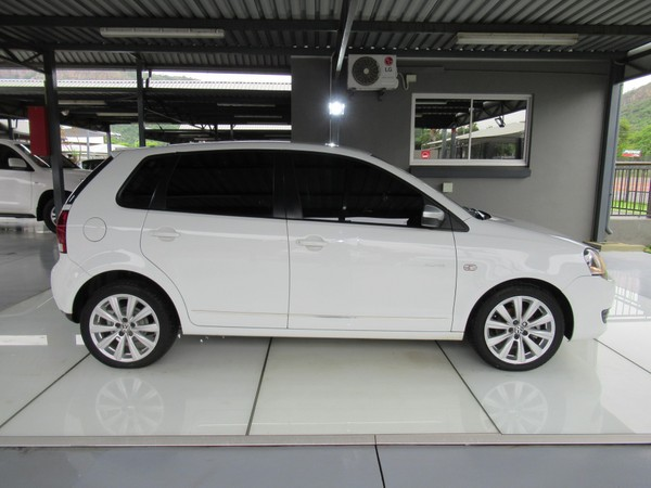 2015 Volkswagen Polo Vivo GP 1.4 Eclipse 5-Door Gauteng Pretoria_0