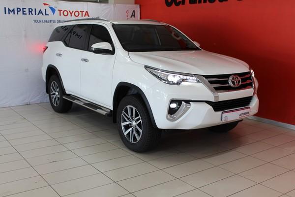 2019 Toyota Fortuner 2.8GD-6 RB Auto Gauteng Edenvale_0