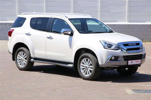 2019 Isuzu MU-X 3.0D 4X4 Auto Western Cape Vredenburg_0