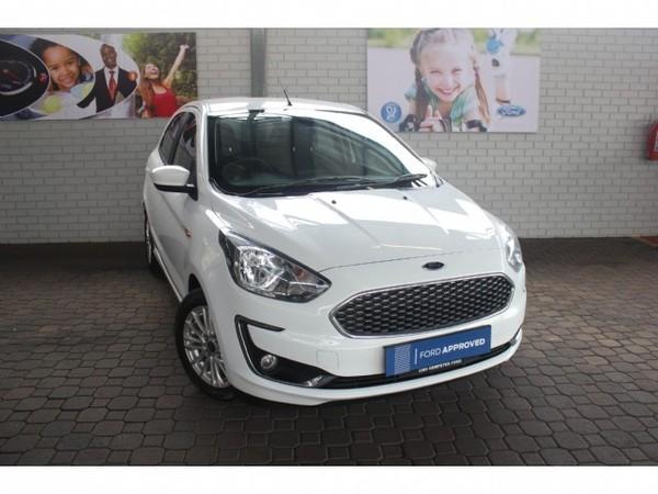 2019 Ford Figo 1.5Ti VCT Titanium 5DR Gauteng Pretoria_0