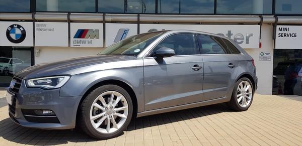 2013 Audi A3 Sportback 1.8T FSI SE Stronic Gauteng Roodepoort_0