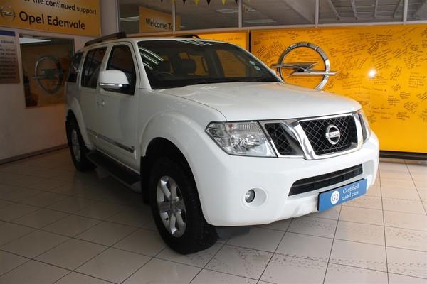 2012 Nissan Pathfinder 3.0 Dci V6 Le At  Gauteng Edenvale_0