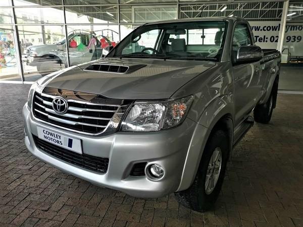 2014 Toyota Hilux 3.0 D-4d Raider Rb Pu Sc  Western Cape Parow_0