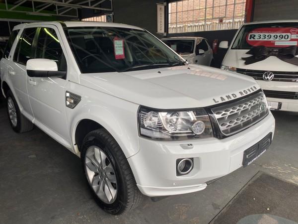 2013 Land Rover Freelander Ii 2.2 Sd4 Se At  Free State Bloemfontein_0
