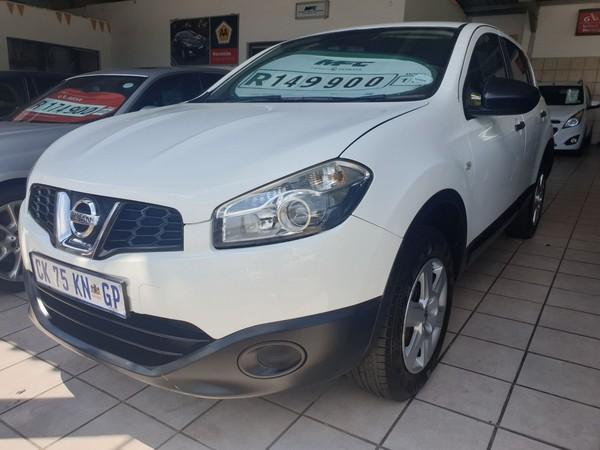 2013 Nissan Qashqai 1.6 Visia  Gauteng Krugersdorp_0