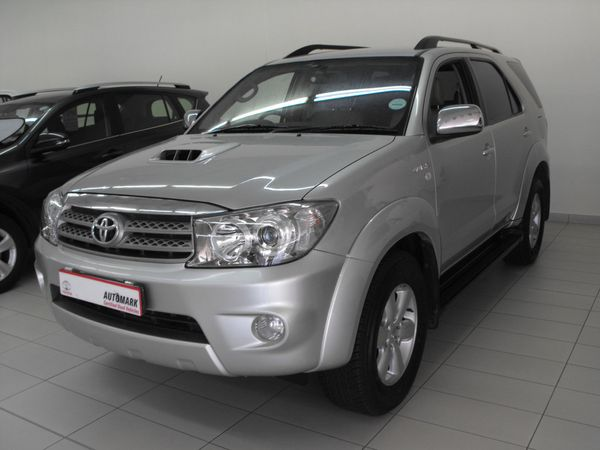 2011 Toyota Fortuner 3.0d-4d Rb  Mpumalanga Standerton_0