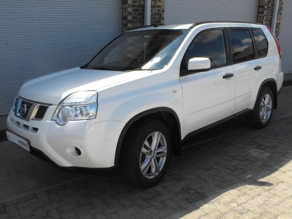 2014 Nissan X-Trail 2.0 Dci 4x2 Xe r82r88  Mpumalanga Standerton_0