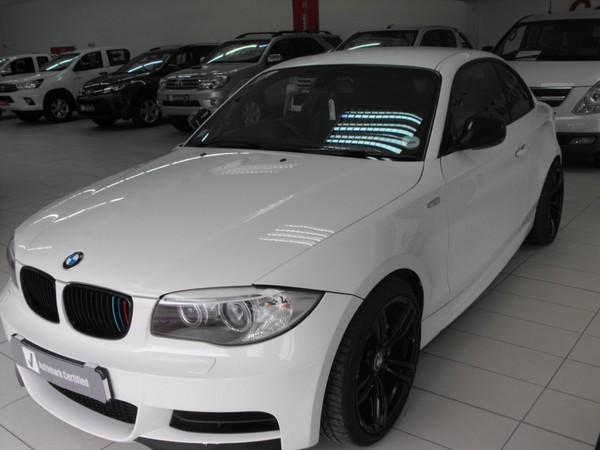 2012 BMW 1 Series 135i Convert Sport At  Mpumalanga Standerton_0