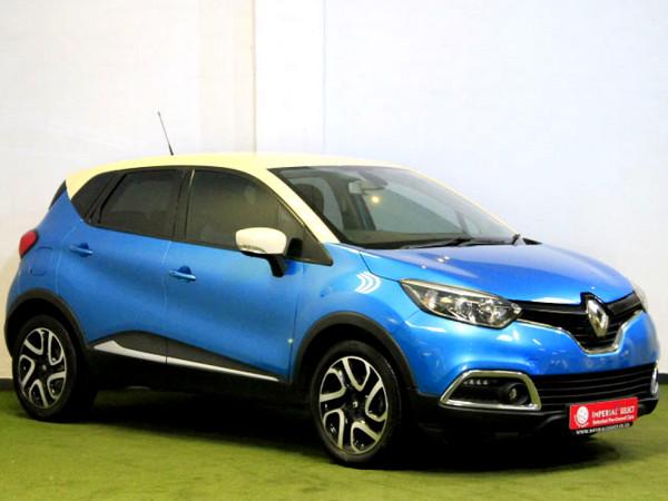 2016 Renault Captur 1.2T Dynamique EDC 5-Door 88kW Western Cape Tokai_0