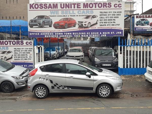 2010 Ford Fiesta 1.4i Ambiente 5dr  Gauteng Johannesburg_0