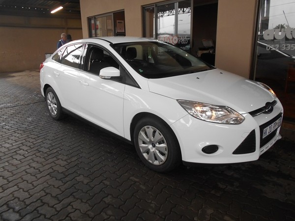 2014 Ford Focus 1.6 Ti Vct Ambiente  Gauteng Pretoria_0