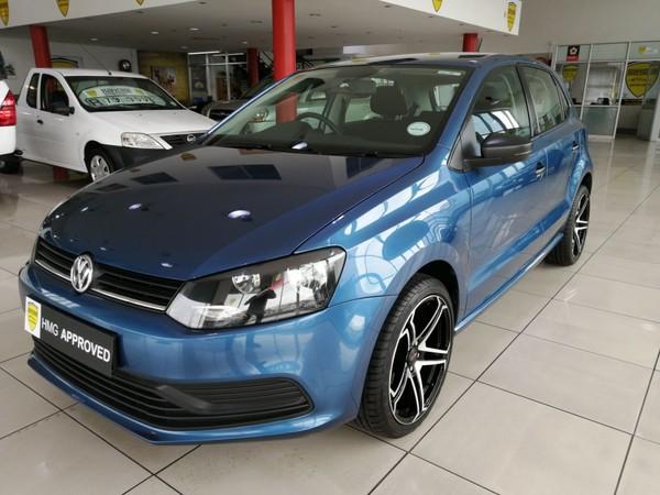 2017 Volkswagen Polo 1.2 TSI Trendline 66KW Mpumalanga Nelspruit_0