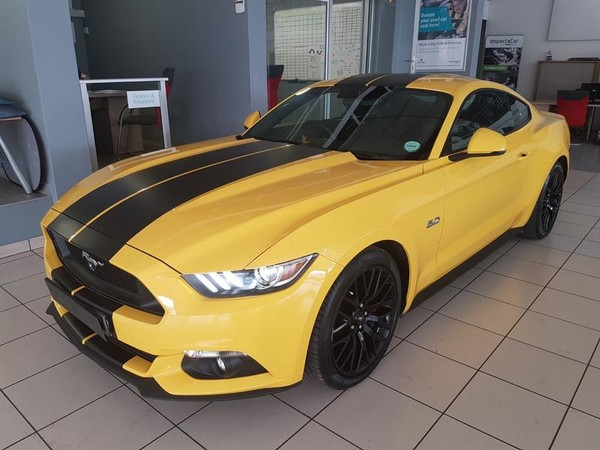 2018 Ford Mustang 5.0 GT North West Province Brits_0