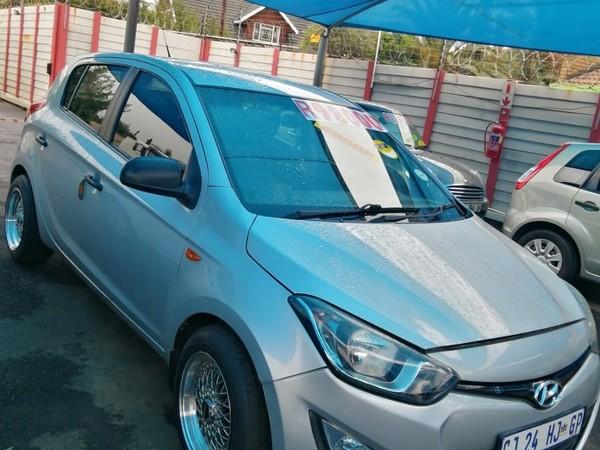 2013 Hyundai i20 1.2 Motion Gauteng Boksburg_0