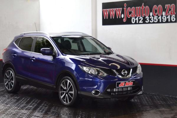 2016 Nissan Qashqai 1.6 dCi AcentaTechno AWD Gauteng Pretoria_0