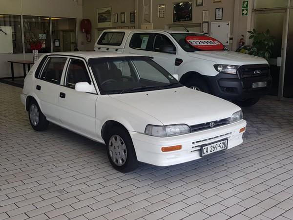 2000 Toyota Conquest 130 Tazz 5spd  Western Cape Bellville_0