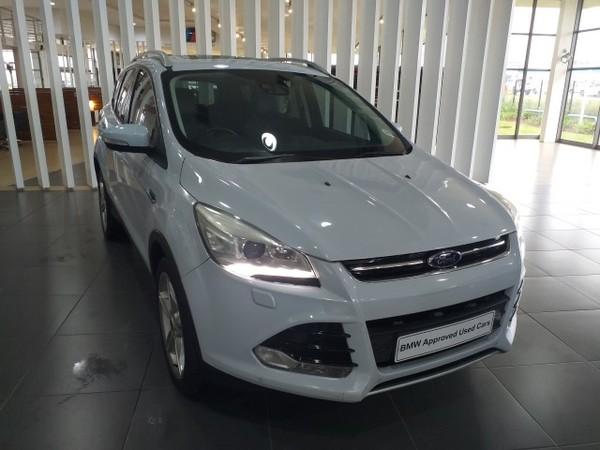 2013 Ford Kuga 1.6 Ecoboost Titanium AWD Auto Gauteng Vereeniging_0