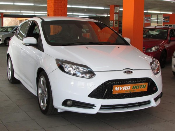 2014 Ford Focus 2.0 Gtdi St1 5dr  Western Cape Cape Town_0