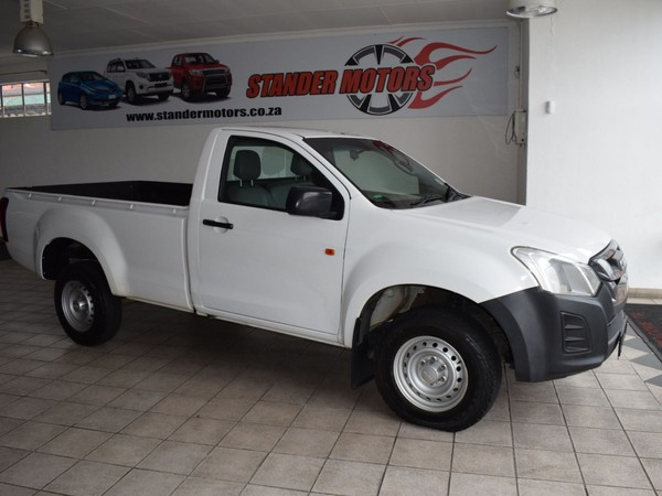 2017 Isuzu KB Series 250D LEED Fleetside Single cab Bakkie Gauteng Nigel_0