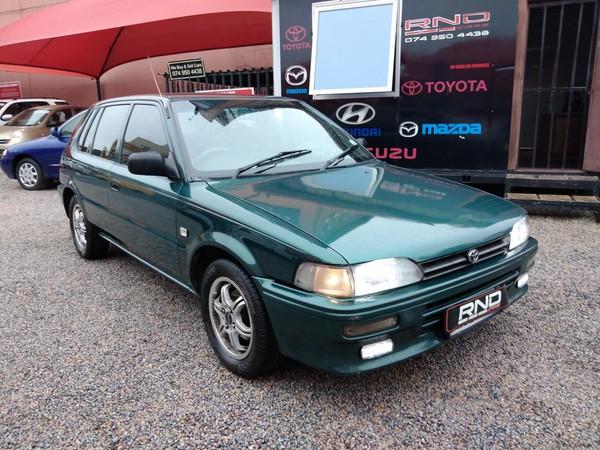 1998 Toyota Tazz 130  Gauteng Edenvale_0