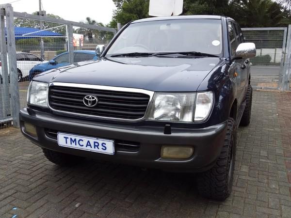 1999 Toyota Land Cruiser 100 Vx Tdahc  Gauteng Bramley_0