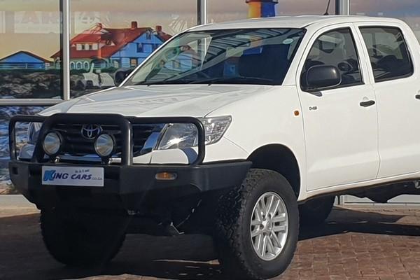 2014 Toyota Hilux 2.5d-4d Srx 4x4 Pu Dc  Eastern Cape Port Elizabeth_0