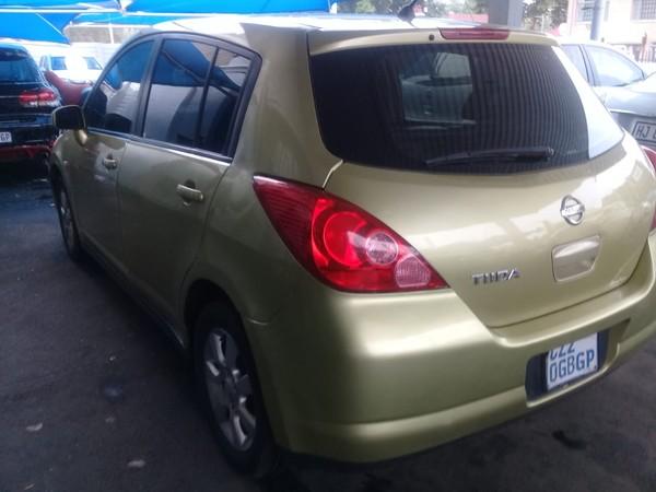 2007 Nissan Tiida 1.8 Acenta h34  Gauteng Johannesburg_0
