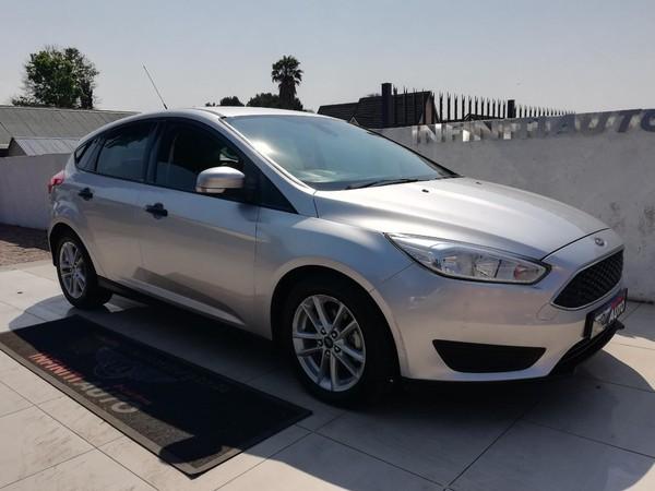 2015 Ford Focus 1.0 Ecoboost Ambiente 5-Door Gauteng Boksburg_0