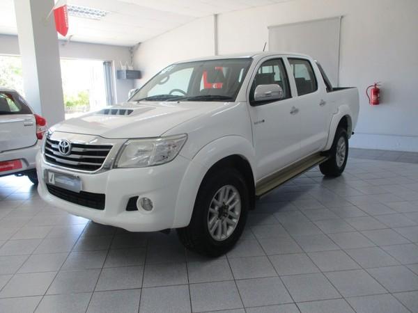 2011 Toyota Hilux 3.0 D-4d Raider 4x4 Pu Dc  Eastern Cape Humansdorp_0