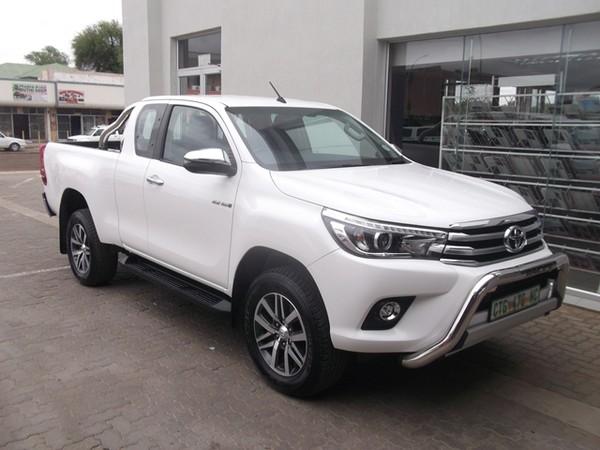 2019 Toyota Hilux 2.8 GD-6 RB Raider Auto PU ECAB Northern Cape Kimberley_0