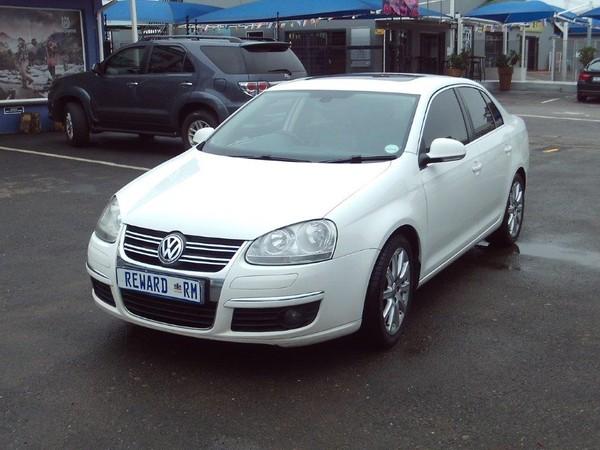 2011 Volkswagen Jetta 2.0 Fsi Sportline  Gauteng Boksburg_0