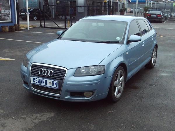 2006 Audi A3 1.8 Tfsi Ambition  Gauteng Boksburg_0
