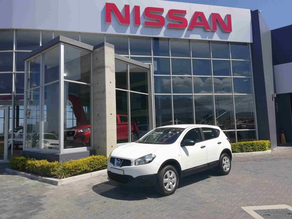 2014 Nissan Qashqai 1.6i VISIA MT Western Cape Worcester_0