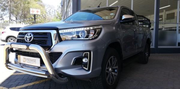 2019 Toyota Hilux 2.8 GD-6 RB Raider 4X4 Auto PU ECAB Gauteng Centurion_0